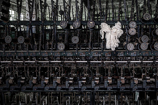 Mill Angel by Greg Croasdill