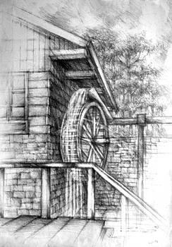 Mill by Dariusz Kronowski