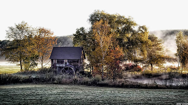 Mill in the Meadow by Richard Bean