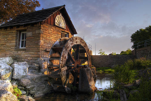 Joel Witmeyer - Mill