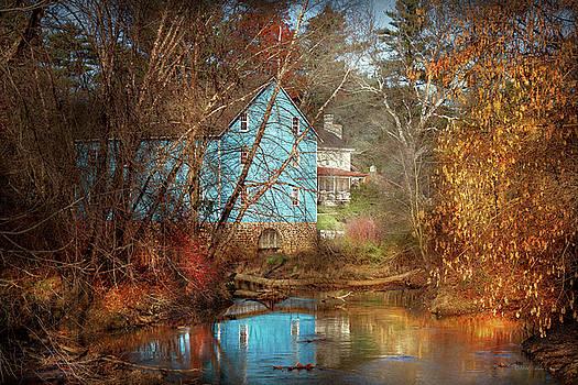 Mike Savad - Mill - Walnford, NJ - Walnford Mill