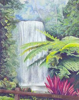 Milla Milla Falls by Robynne Hardison