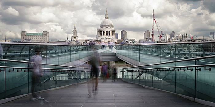 Millenium Bridge by Steve Caldwell