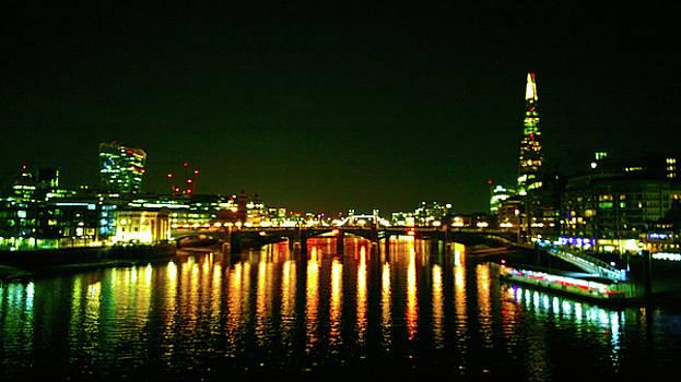 Millennium Bridge by Anne Kotan