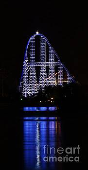 Millennium Force  by Mike Bruckman