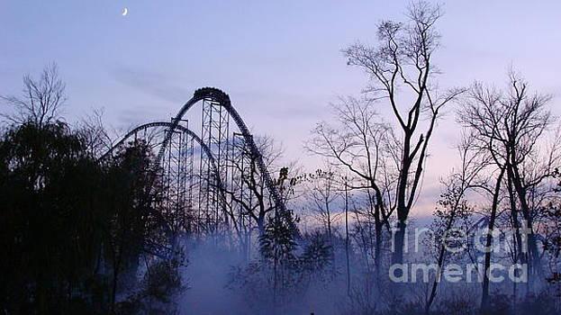 Mike Bruckman - Millennium Force Mist