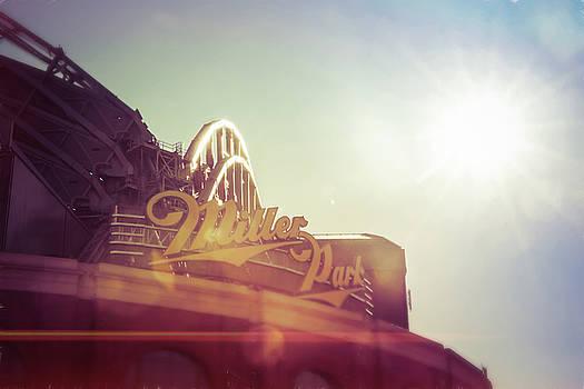 Miller Park Signage by Joel Witmeyer