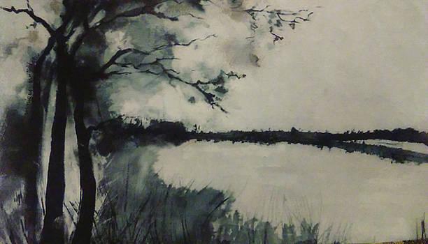 Miller's Pond  by Monique Montney