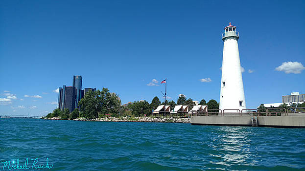 Milliken State Park Lighthouse by Michael Rucker