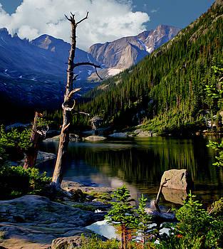 Mills Lake Morning by Kenneth Eis