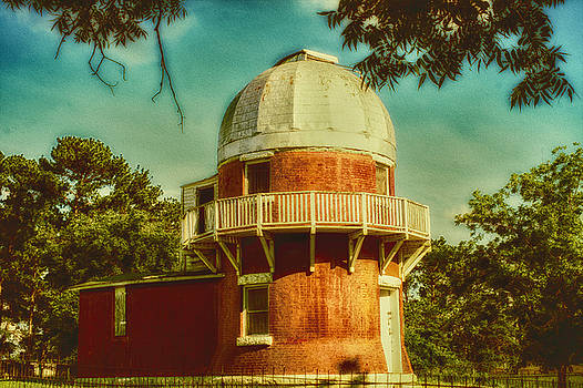 Millsaps Observatory by J Durr Wise