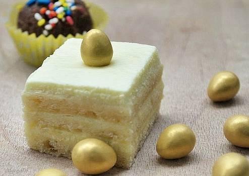 Mimosa cake by Marija Djedovic