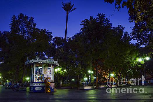 Mina Square Cadiz Spain by Pablo Avanzini