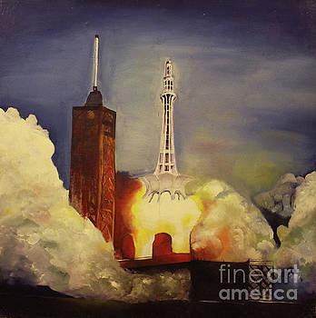 Minar-e-Pakistan by Arif MAC