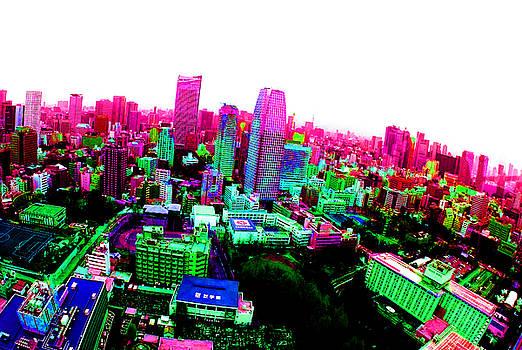 Minato Tokyo by Jera Sky