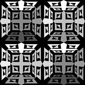 Mind Games 3D 4b by Mike McGlothlen