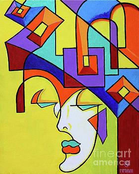 Mind of Beauty II by Serge M