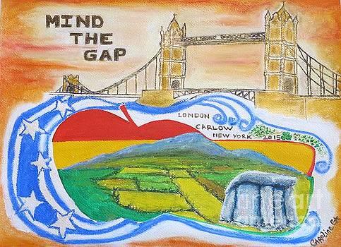 Mind The Gap by Caroline Cunningham