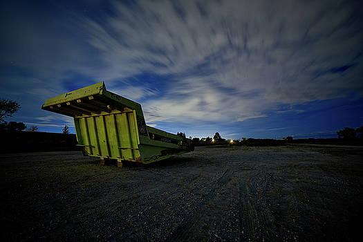 Mine the Sky by CJ Schmit