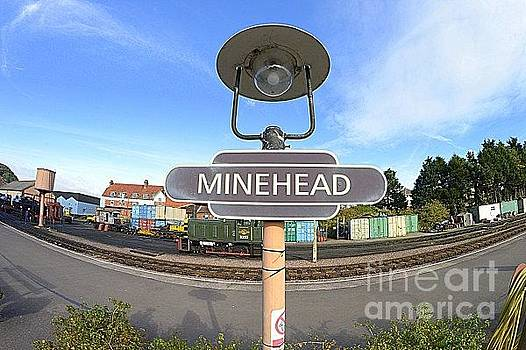 Minehead by Andy Thompson