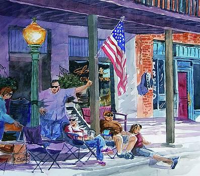 Mineola TX Street Fair by Ron Stephens