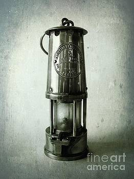 Miners Lamp by John Edwards