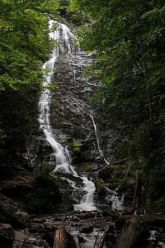 Mingo Falls by Carol Montoya