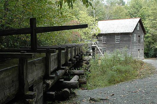 Mingus Mill II by Kathy Schumann