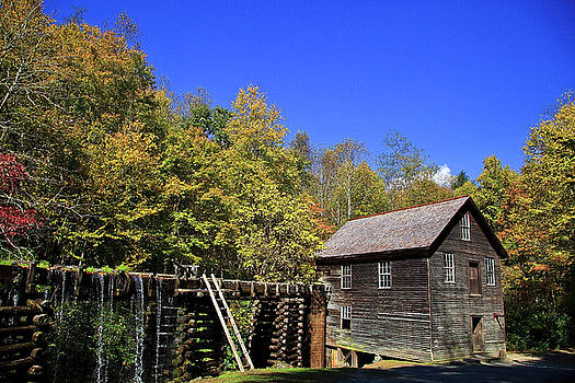 Jill Lang - Mingus Mill in North Carolina