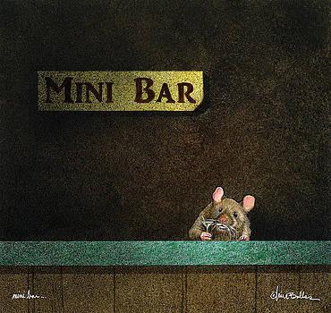 Mini Bar... by Will Bullas