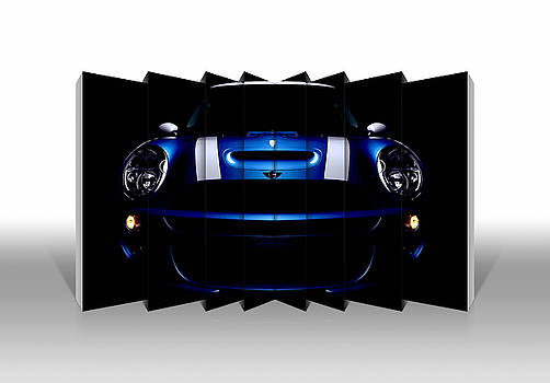 Mini Cooper S by Marvin Blaine