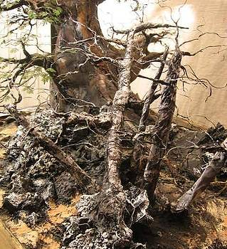 Mini Forest Sculpture - Recycled 3D Art - Image 6 by Nelbert  Flores