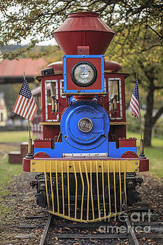 Edward Fielding - Mini Fun Train Quechee Vermont
