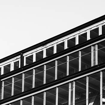Minimalism Architecture Photo - The Jewel Box - Forest Park - St. Louis by Dylan Murphy