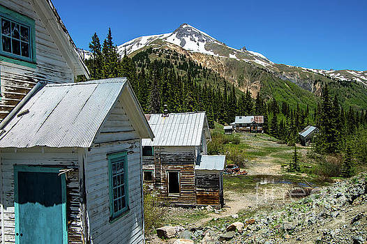 Stephen Whalen - Mining Town