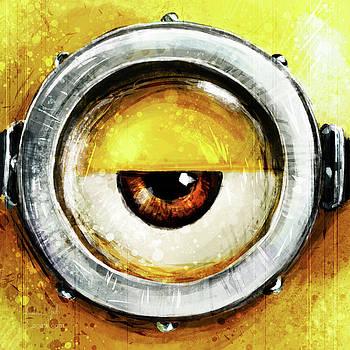 Andrea Gatti - minion eye center