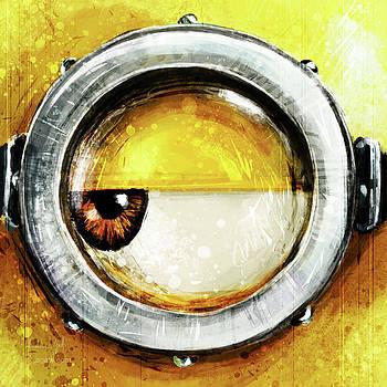 Andrea Gatti - minion eye left