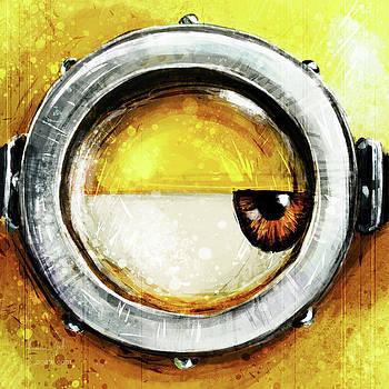 Andrea Gatti - minion eye right