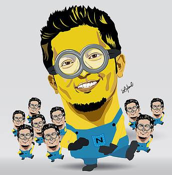 Minions-fun by Sayeed Iqbal