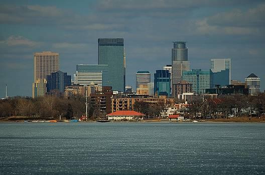 Minneapolis Skyline by D Nigon
