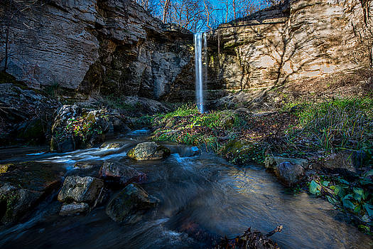 Minnemishinona Falls - Explored by Benjamin Sullivan