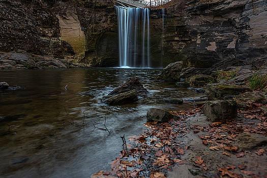 Minneopa Falls Explored by Benjamin Sullivan