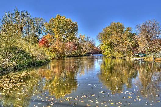 Minnesota Autumn by Karen Hermann