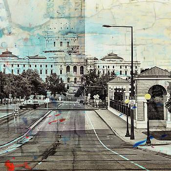 Minnesota Capital by Susan Stone