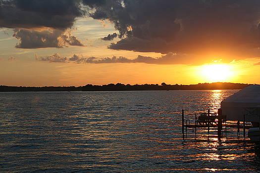 Minnetonka Sunset by Noah Dachis