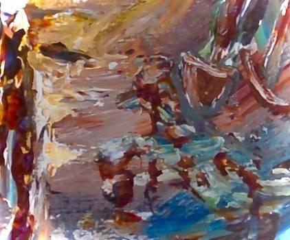 Richard Benson - Minning Abstaction