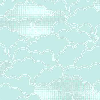Mint Clouds by Elizabeth Tuck