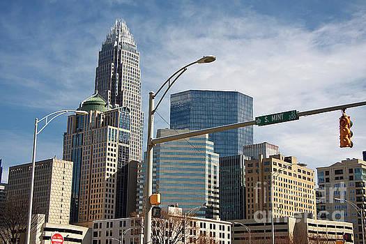 Jill Lang - Mint Street in Charlotte
