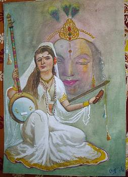 Mirabai by Rajendra Parekh