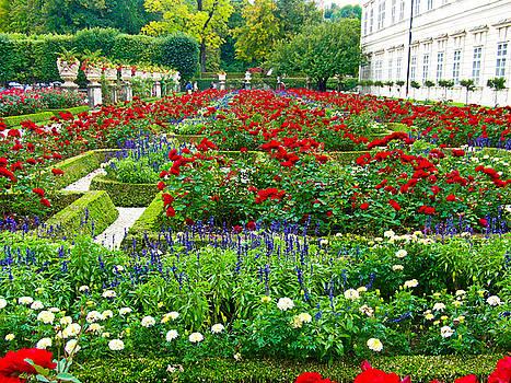 Robert Meyers-Lussier - Mirabell Gardens Study 5